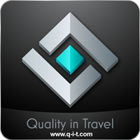 Quality in Travel Logo